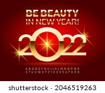 vector greeting card wishing be ... | Shutterstock .eps vector #2046519263