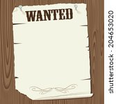 Wanted Poster Free Vector Art 5129 Free Downloads