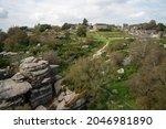 National Trust   Brimham Rocks. ...