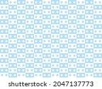 chicago seamless pattern...   Shutterstock .eps vector #2047137773