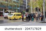 melbourne  australia   june 5 ... | Shutterstock . vector #204717829