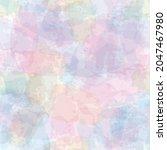 watercolor seamless pattern ...   Shutterstock .eps vector #2047467980
