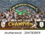 rio de janeiro  brazil   july... | Shutterstock . vector #204783859