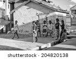 antananarivo  madagascar   july ... | Shutterstock . vector #204820138