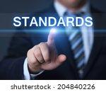 business  technology  internet...   Shutterstock . vector #204840226
