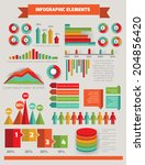 Big Set Of Infographic Element...