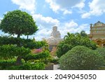 Pagoda Of The Big White Buddha...