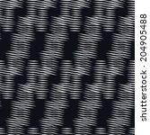 geometric seamless pattern... | Shutterstock .eps vector #204905488