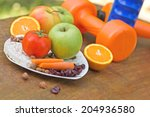concept of healthy lifestyle | Shutterstock . vector #204936580