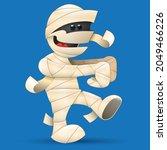 a cartoon drawing of a... | Shutterstock .eps vector #2049466226