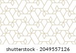 pattern with thin straight gold ...   Shutterstock .eps vector #2049557126