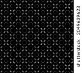 black and white surface pattern ...   Shutterstock .eps vector #2049639623