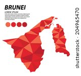 Brunei geometric concept design