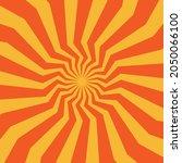 starburst  sunburst background. ... | Shutterstock .eps vector #2050066100