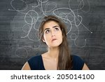 huddle | Shutterstock . vector #205014100