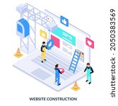website construction and...