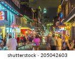 new orleans  usa   july 14 ... | Shutterstock . vector #205042603
