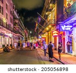 new orleans  louisiana   july... | Shutterstock . vector #205056898