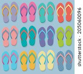 Big Set Of Colorful Pairs Of...