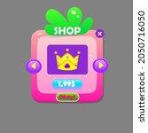 game ui shop crown price...