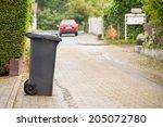 Garbage Can Symbolizing...