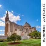 Small photo of Basilica of the National Shrine of the Immaculate Conception. Washington, D.C., United States.