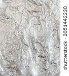 foil realistic background.... | Shutterstock .eps vector #2051442230