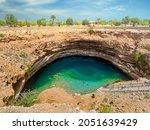 Bimmah Sinkhole Beautiful...