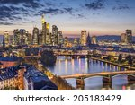 Frankfurt Am Main  Germany...