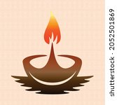 diwali candle  oil lamp svg for ...