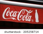 circa may 2014   berlin  the... | Shutterstock . vector #205258714