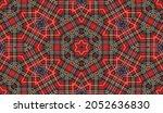unusual interpretation of... | Shutterstock .eps vector #2052636830