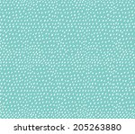 hand drawn pattern | Shutterstock .eps vector #205263880