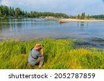 Yellowstone  Wy   September 9 ...