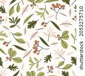 vector illustration   autumn...   Shutterstock .eps vector #2053275710