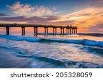 Waves On The Atlantic Ocean An...