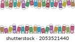 sports shoe background ...   Shutterstock .eps vector #2053521440