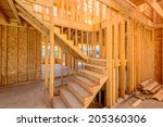 your dream home. new... | Shutterstock . vector #205360306