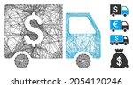 Vector Net Tax Collector Car....