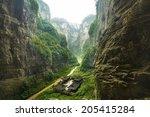 Wulong National Park  Chongqin...