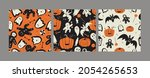 vector illustartion set of...   Shutterstock .eps vector #2054265653