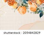 Aesthetic Flower Wallpaper...