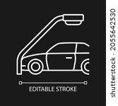 Single Vehicle Collision White...
