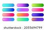 holographic gradients set  bars ...