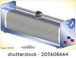 rheostat | Shutterstock .eps vector #205608664