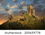 Magical Medieval Corfe Castle...