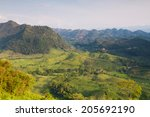 guatemala landscapes. | Shutterstock . vector #205692190