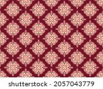 seamless vector pattern with... | Shutterstock .eps vector #2057043779