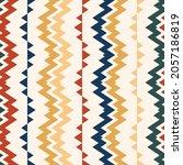 seamless raster ethnic...   Shutterstock . vector #2057186819