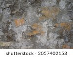 Fragment Of An Ancient Wall....